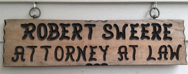 Robert Sweere Attorney at Law